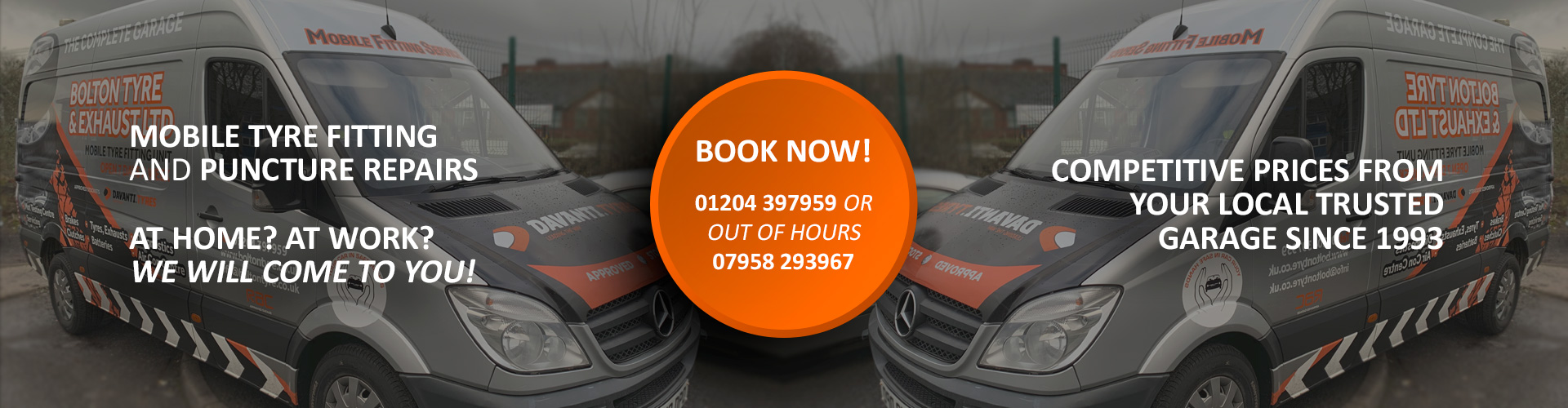 Bolton Tyre and Exhaust Ltd